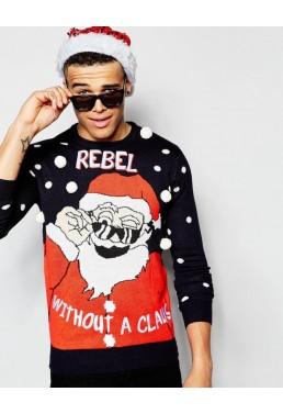 """Vyriškas megztinis """"Rebel"""""""